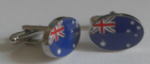 Australia Country Flag Cufflinks